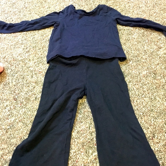 Children's Place Yoga Outfit